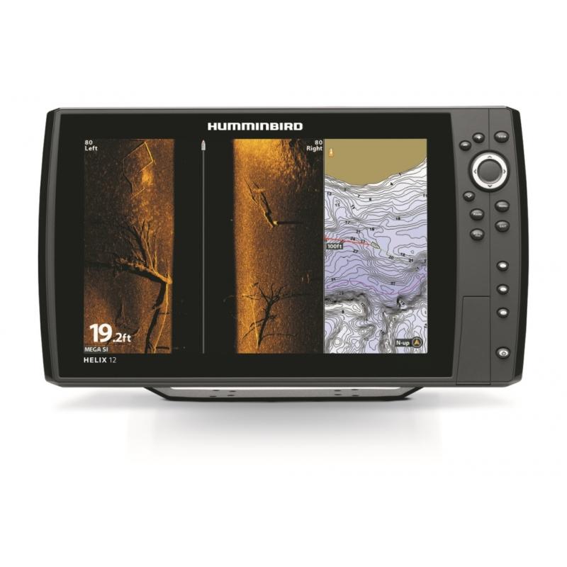 Helix 12 Chirp MEGA SI GPS G2N echolotas