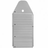 Kolibri KM300D-KM450DSL aliuminis segmentinis dugnas