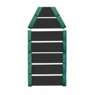 Kolibri K280СТ-K300CT dugnas kilimėlis - lentelės