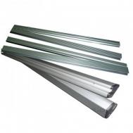 Aliuminio profilių komplektas Kolibri valties dugnui