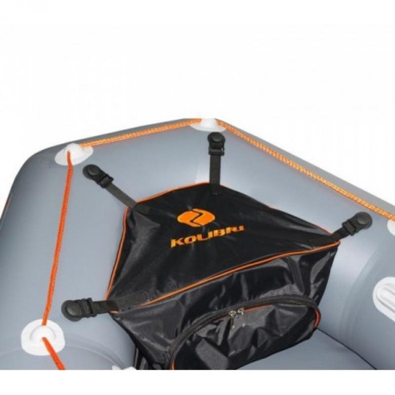 Kolibri priekinis valties daiktų krepšys