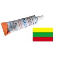 Lietuvos vėliava  pripučiamai valčiai
