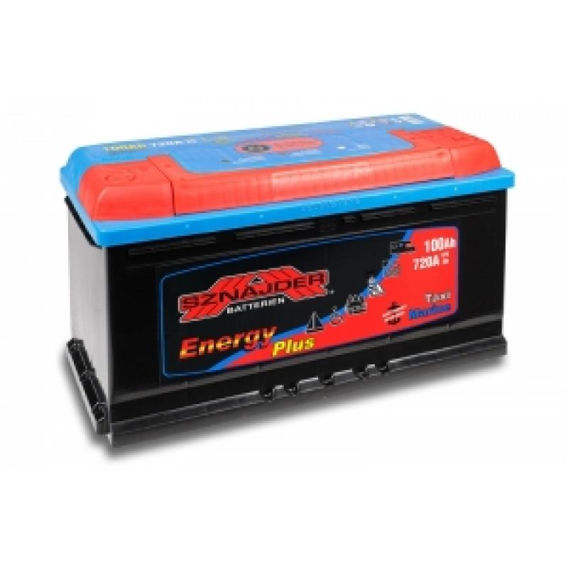 Akumuliatorius SZNAJDER Energy Plus 80 Ah