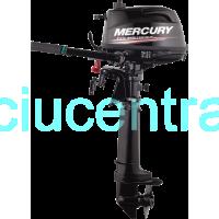 Mercury F5 M pakabinamas valties variklis 4T - 5 AG