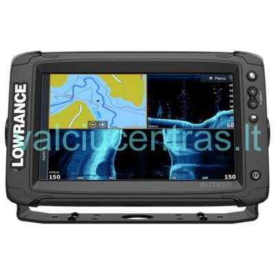 Echolotas Lowrance Elite 7 Ti2 2in1