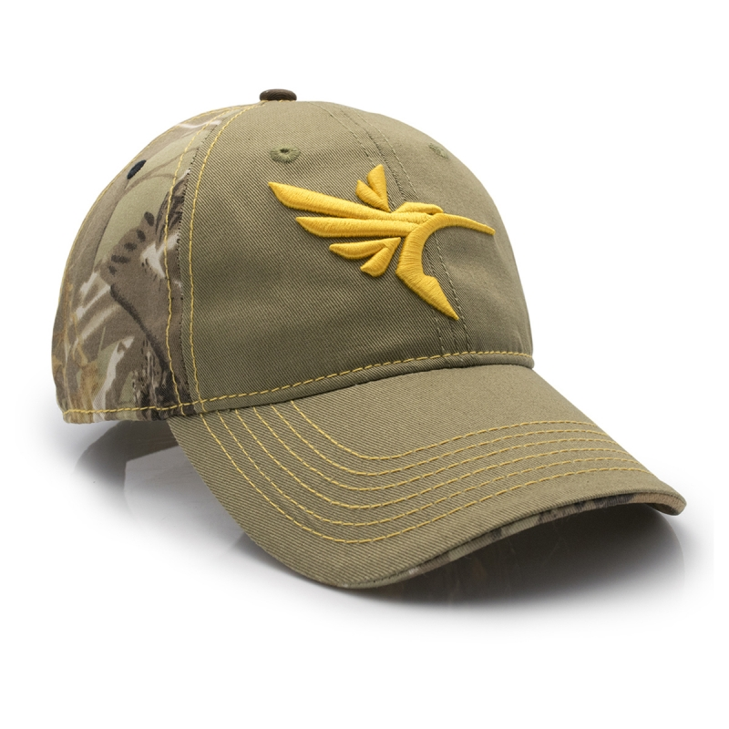 Kepurė Humminbird Camo su snapeliu