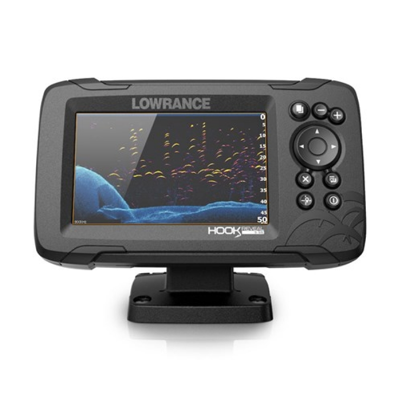 Echolotas Lowrance HOOK Reveal 5 50/200 HDI ROW