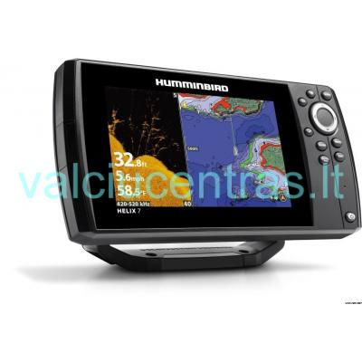 Helix 7 Chirp DI GPS G2N echolotas