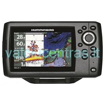 Helix 5 Chirp GPS G2 echolotas