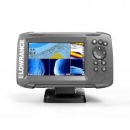 Echolotas Lowrance HOOK2 5 GPS/TripleShot (3in1)