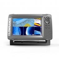 Echolotas Lowrance HOOK2 7x GPS/TripleShot (3in1)