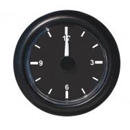 Laikrodis juodas