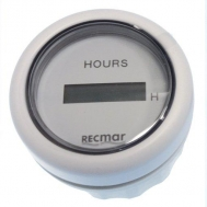 Moto valandų skaičiuoklė balta