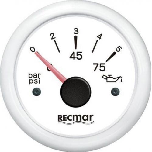RECMAR prietaisų skydeliai