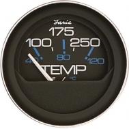 FARIA variklio temperatūros skydelis juodas