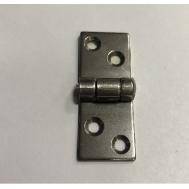Nerūdijančio plieno lankstas 18x45 mm