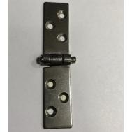 Nerūdijančio plieno lankstas 18x82 mm