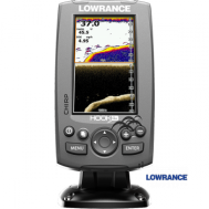 Echolotas Lowrance HOOK-4x Mid/High/Downscan
