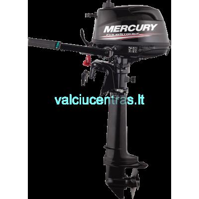 Mercury F4 ML pakabinamas valties variklis 4T - 4 AG
