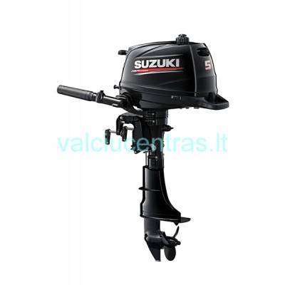Suzuki DF5A S pakabinamas variklis valčiai 4T - 5AG