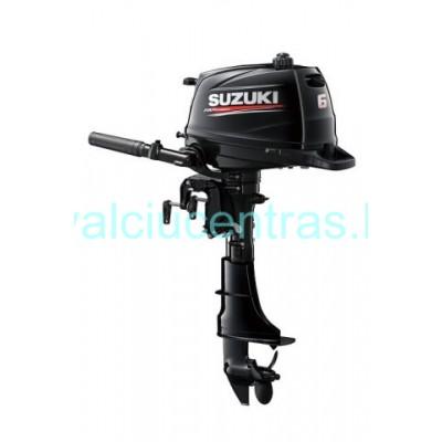 Suzuki DF4A S pakabinamas variklis valčiai 4T - 4AG