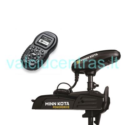 Minn Kota PowerDrive i-Pilot 55 lbs elektrinis variklis 54''
