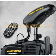 Minn Kota PowerDrive i-Pilot 55 lbs elektrinis variklis 48''