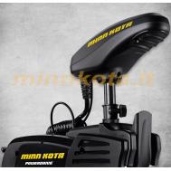 Minn Kota PowerDrive 55 lbs elektrinis variklis su kojiniu pultu 48''