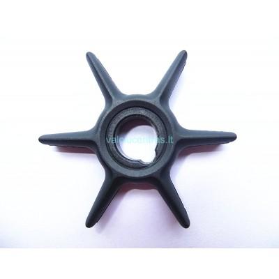 Impeleris - aušinimo sparnuotė Mercury - Tohatsu - 58,8X13XH11,7