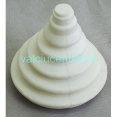 Troso - kabelio įvado guma (balta)