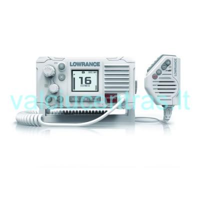 Lowrance Link-6 radijo stotelė balta