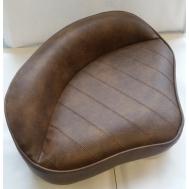 CRO COSTING sėdynė rudos spalvos
