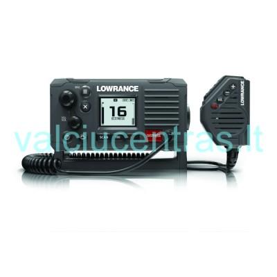 Lowrance Link-6 radijo stotelė juoda